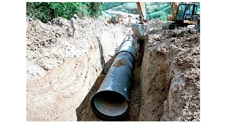Tracking Of Underground Ductile Iron Pipelines
