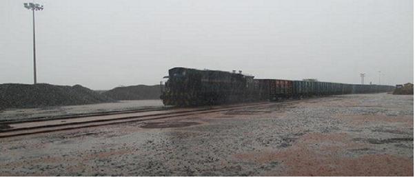 Rail Wagon Load Measurement